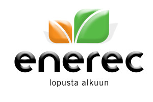 Enerec logo slogan